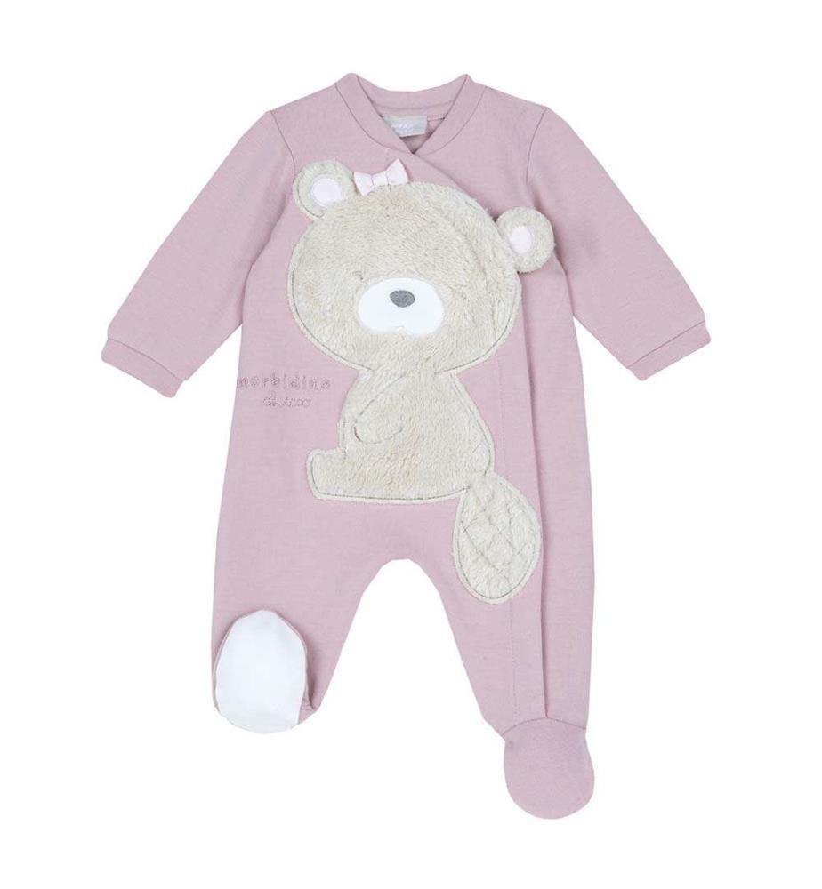 CHICCO - Pyjama mit Bärenmotiv - Better Cotton