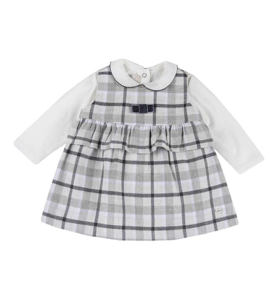 CHICCO - Set bestehend aus einem T-Shirt und einem Kleid