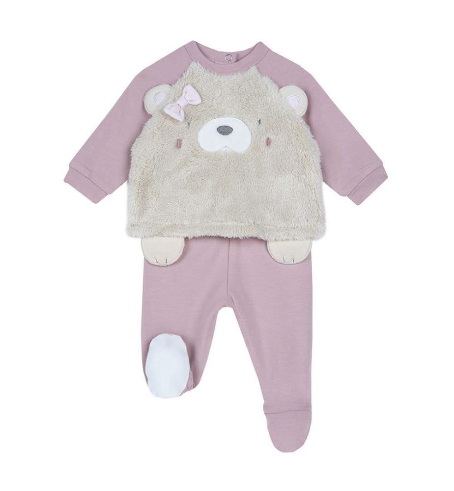 CHICCO - 2-teiliges Pyjama-Set bestehend aus T-Shirt und Hose