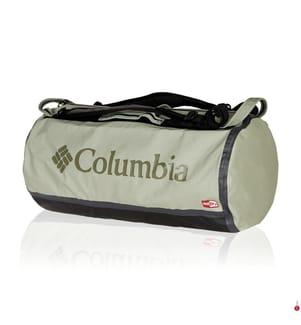 COLUMBIA - Reisetasche 60 L - Schwarz und Cremeweiss