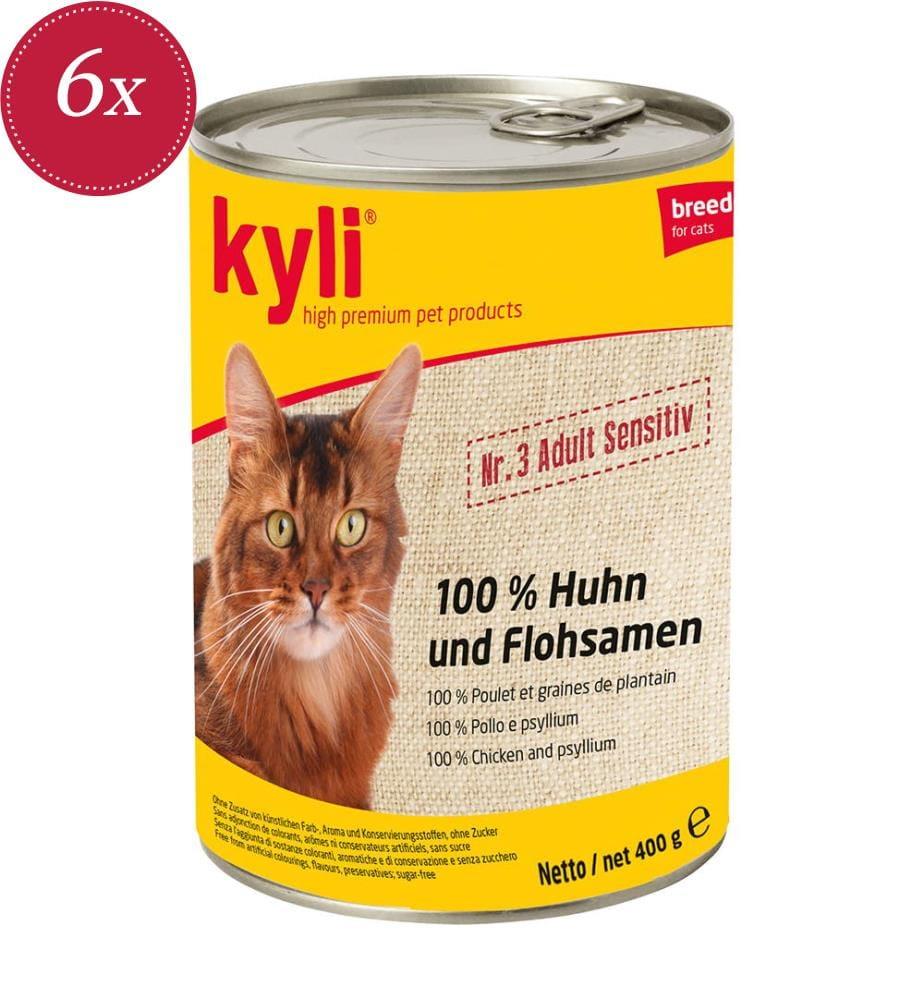 kyli Breeders Nr. 3 Sensitive - 6 x 400 g