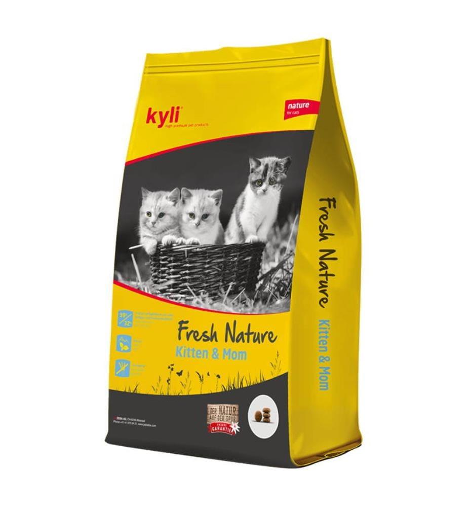 kyli FreshNature Kitten & Mom - 2 kg
