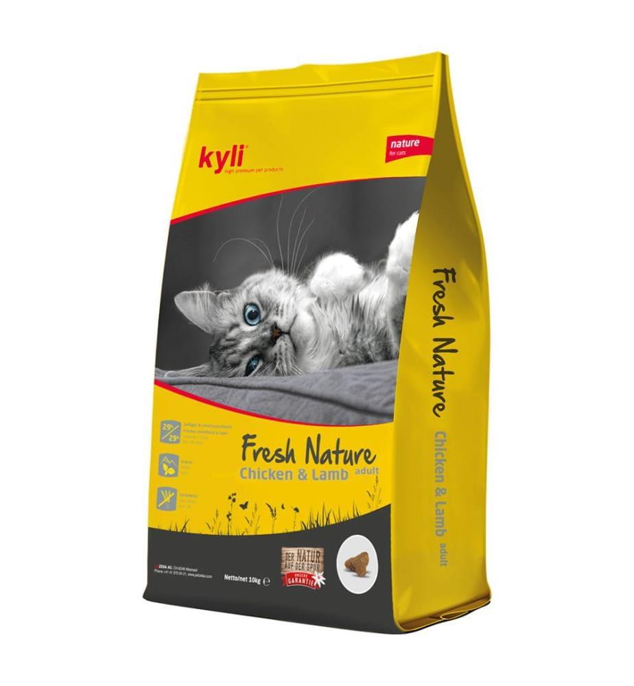 kyli FreshNature Chicken & Lamb - 10 kg
