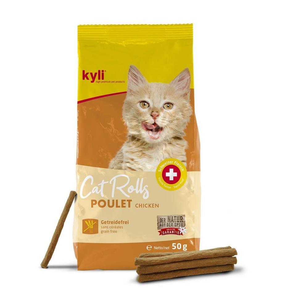 kyli CatRolls Poulet - 50g
