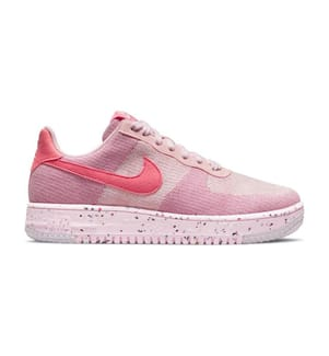 NIKE - Sneakers Air Force 1 Crater FlyKnit - Rosa