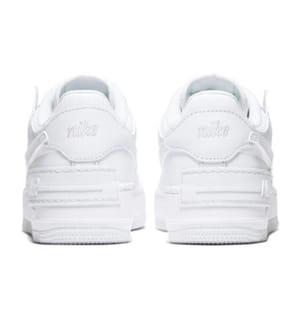 NIKE - Sneakers Air Force 1 Shadow - Weiss