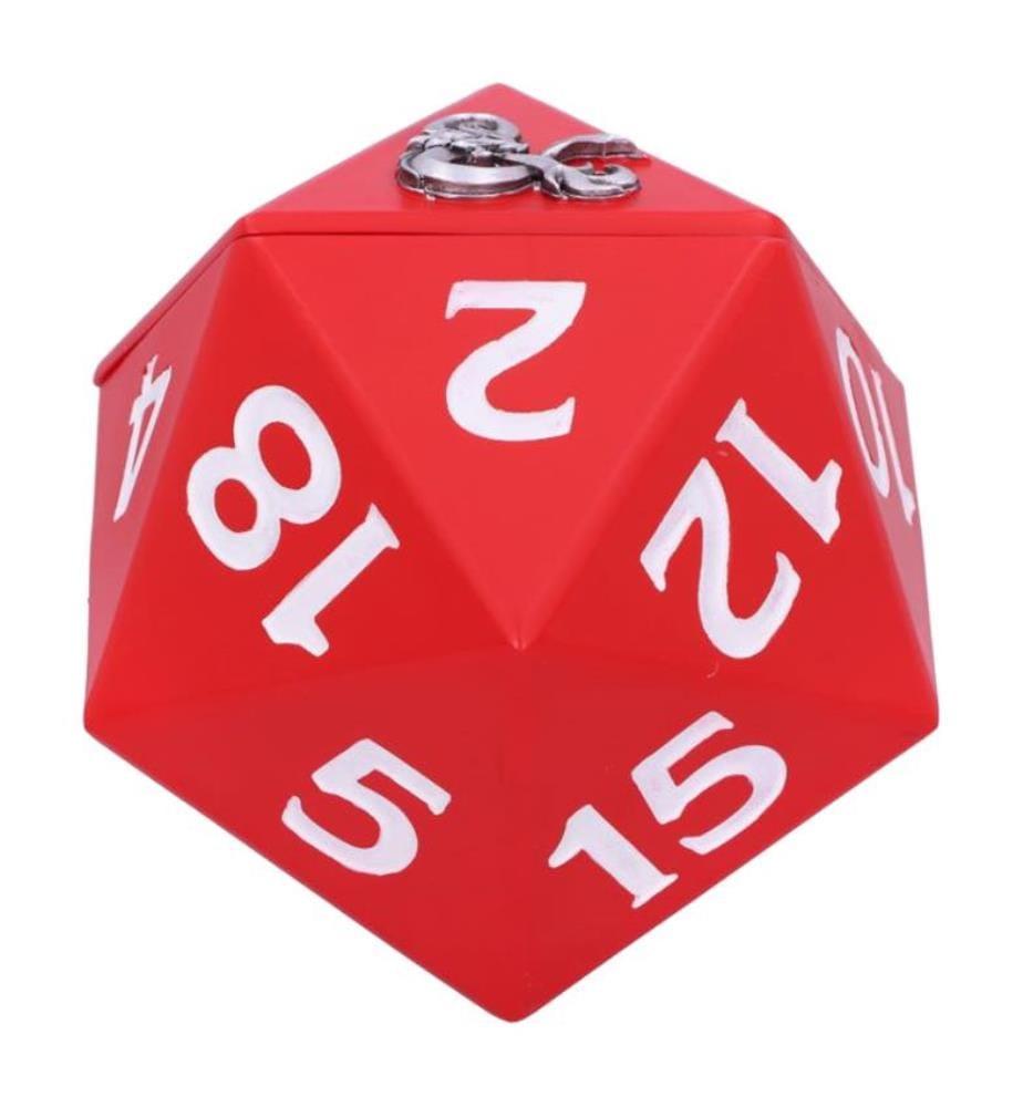 """Würfelbecher """"Dé 20"""" Dungeons & Dragons - 13,5 cm"""