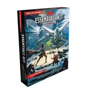 Buch Dungeons & Dragons, Essential - DE