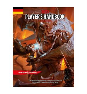 Buch Dungeons & Dragons, Grundregeln: Spielerhandbuch - DE