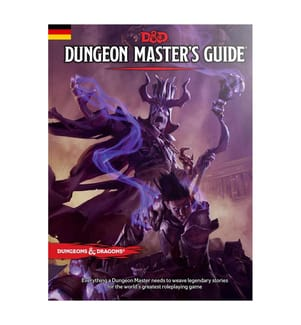 Buch Dungeons & Dragons, Grundregeln: Master Guide - DE