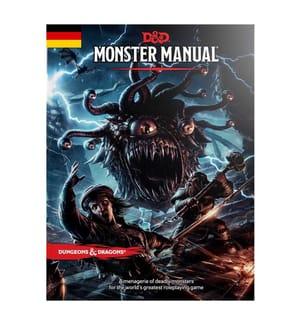 Buch Dungeons & Dragons, Grundregeln: Spielerhandbuch Monster - DE
