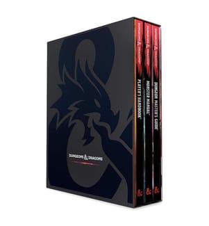 Grundregelbuch-Set Dungeons & Dragons - DE