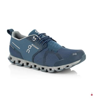ON RUNNING - Laufschuhe Cloud Waterproof - Blau