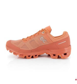 ON RUNNING - Trail Running-Schuhe Cloudventure - Orange