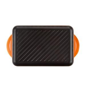 LE CREUSET - Grillpfanne - Orange