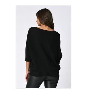Pullover Jasmin - Schwarz