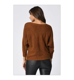 Pullover Camomille - Camel