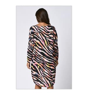 Pulloverkleid Jonquille - Multicolor