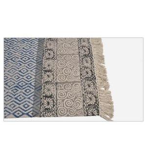 Teppich - 160 x 230 cm und Gewicht: 4 kg