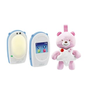 CHICCO - Babyphone First Dreams 0M+ - Rosa