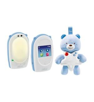 CHICCO - Babyphone First Dreams 0M+ - Weiss und Blau
