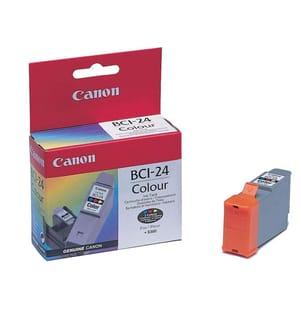 CANON - Tintenpatrone BCI-24C, CMY (120 Seiten)