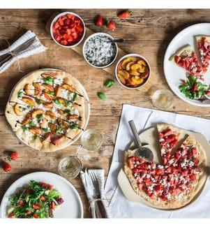 VILLEROY & BOCH -  Pizza Set mit 2 Pizzatellern Passion,