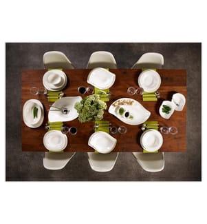 VILLEROY & BOCH - 6er-Set Serve Salatschüsseln New Cottage Special, 12 x 8  cm
