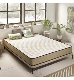 MOONIA - Matratze Bamboo Care - 105 x 200 cm