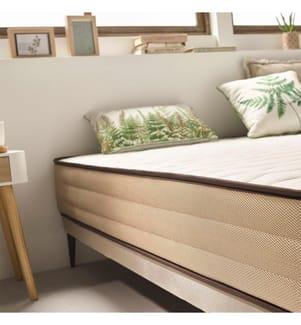 MOONIA - Matratze Bamboo Care - 180 x 190 cm