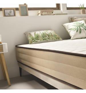 MOONIA - Matratze Bamboo Care - 80 x 200 cm