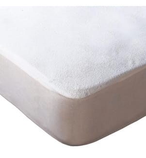 MOONIA - Matratzenschonbezug Cotton Terry - 160 x 190/200 cm