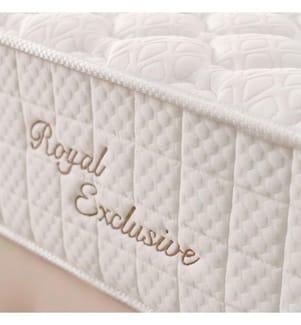MOONIA - Matratze Royal Exclusive - 110 x 190 cm