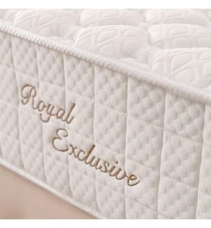 MOONIA - Matratze Royal Exclusive - 80 x 200 cm