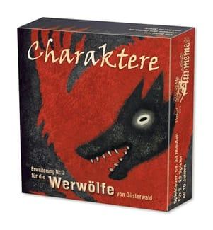 Die Werwolfe Von Dusterwald Charaktere (Deutsche Version)