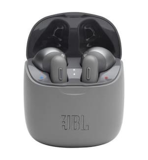 Bluetooth Kopfhörer Ear Buds JBL Tune 225TWS - Grau
