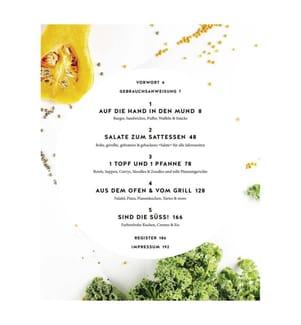 Vor allem Gemüse - GU