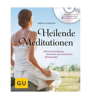 Heilende Meditationen (mit CD)