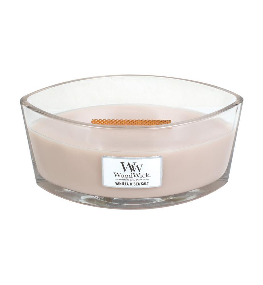 WOODWICK - Vanilla & Sea Salt - 454 g