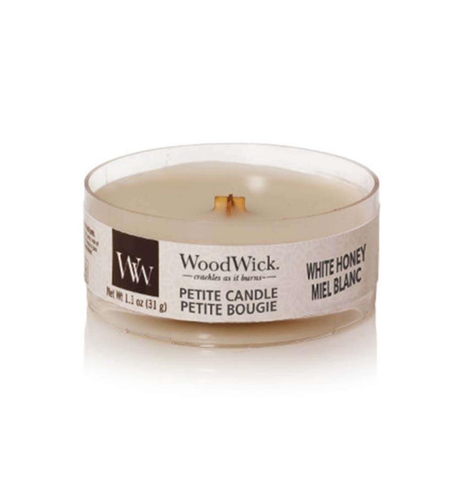 WOODWICK - White Honey - 85 gr