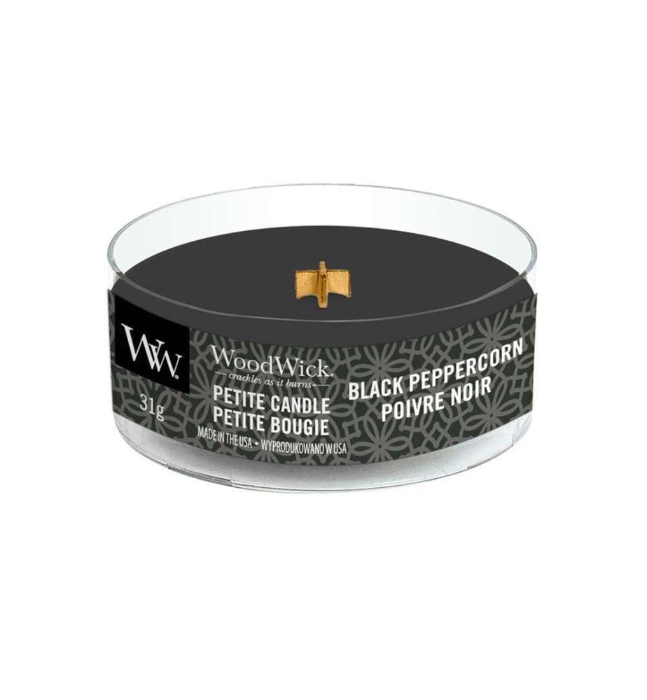 WOODWICK - Black Peppercorn - 85 gr