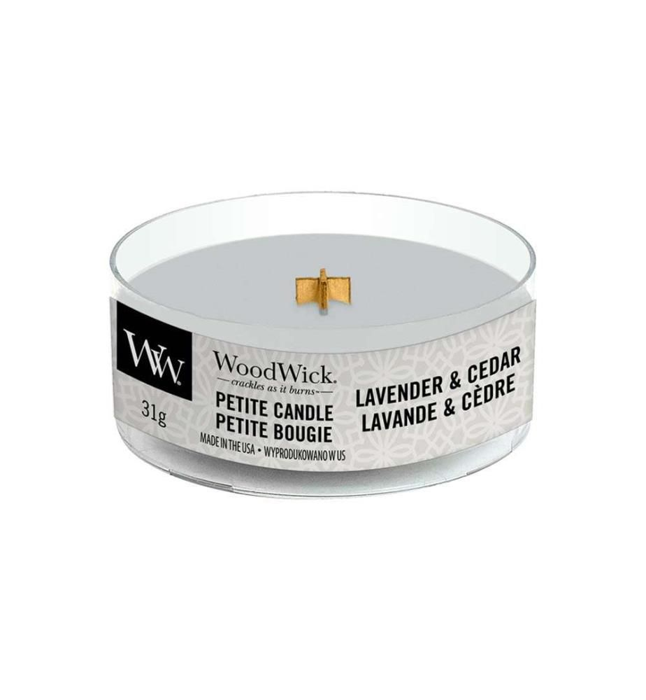 WOODWICK - Lavender & Cedar - 85 gr