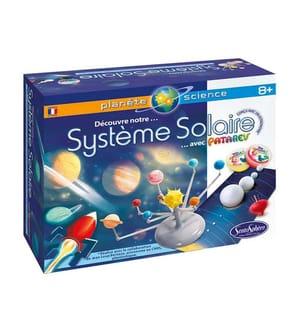 Entdeckerkit Systeme Solaire - Multicolor