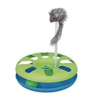 TRIXIE - Katzen-Spielzeug Crazy Circle