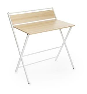 Klappbarer Schreibtisch Mit Ablage Tablezy