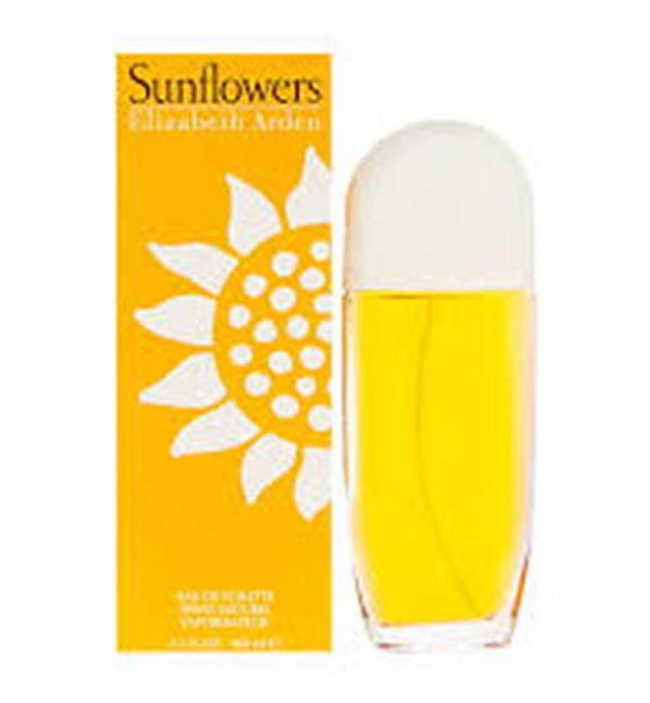 Eau de Toilette Elizabeth Arden Sunflowers 100 ml