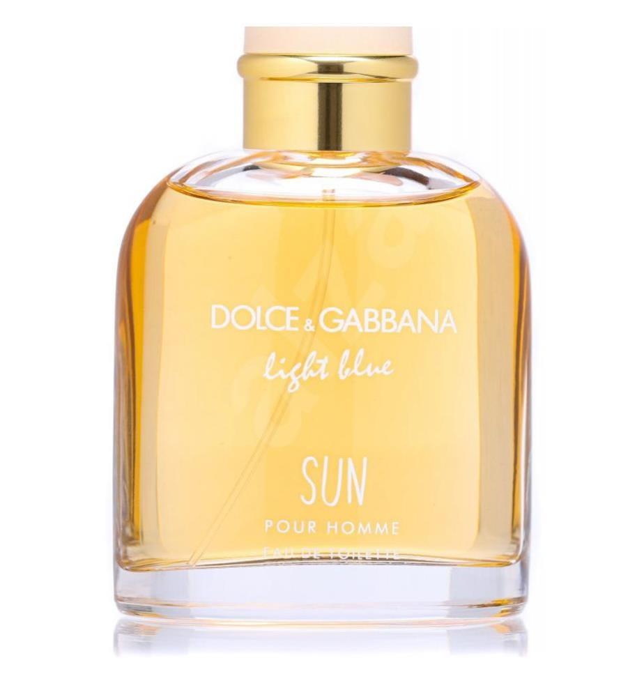 Eau de Toilette Dolce & Gabbana D&G Light Blue Sun 125 ml