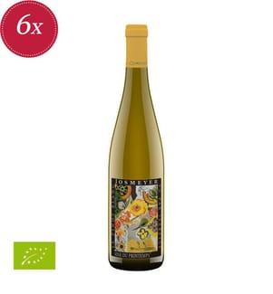 6x Josmeyer Mise du Printemps Pinot Blanc AC 2020 BIO