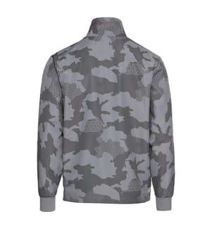 Badru Trainingsanzug - Grau, Flamme