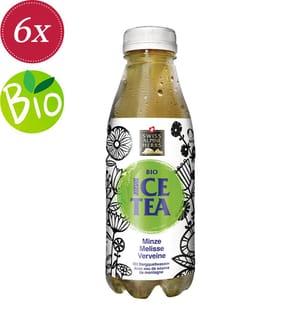 Bio Ice Tea Alpenkräuter - 6x 50 cl